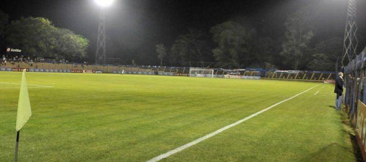 Estadio Luis Alfonso Giagni El Luis Alfonso Giagni est inhabilitado para la fecha 1