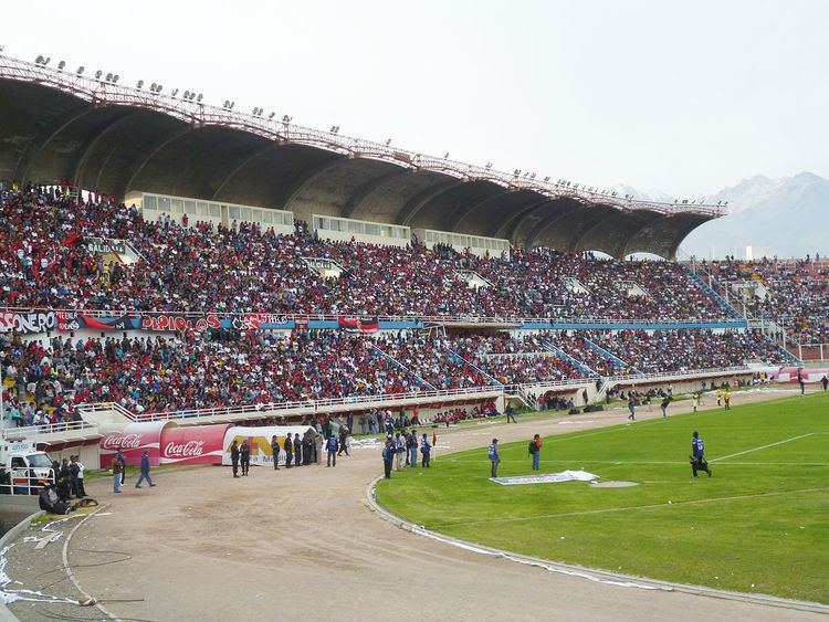 Estadio Monumental Virgen de Chapi