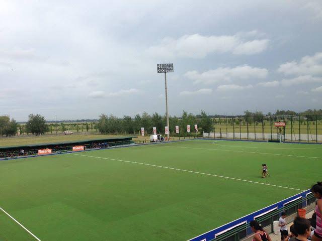 Estadio Mundialista Luciana Aymar Estadio Mundialista de Hockey de Rosario Estadios deportivos de