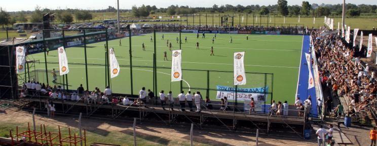 Estadio Mundialista Luciana Aymar ROBAN DOS GENERADORES DE ENERGA DEL ESTADIO MUNDIALISTA DE HOCKEY
