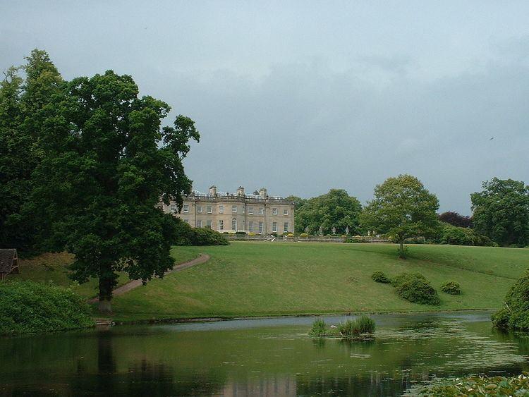 Estate houses in Scotland
