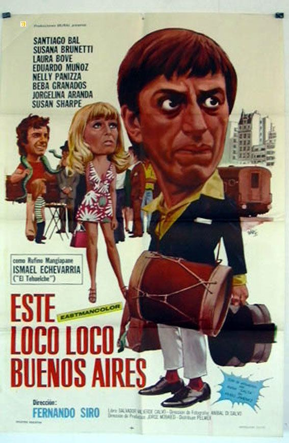 Este loco, loco, Buenos Aires wwwbenitomoviepostercomcatalogimagesmoviepost