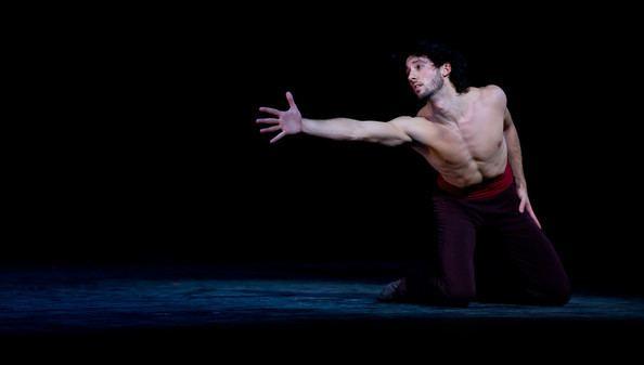 Esteban Berlanga Esteban Berlanga Photos Photos English National Ballet Rehearses