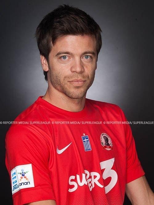 Esteban Solari ESTEBAN SOLARI ERGOTELIS FC Super League Greece