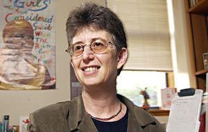 Estelle Freedman Estelle Freedman says there will be No Turning Back Professor says