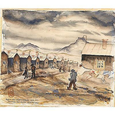 Estelle Peck Ishigo Estelle Ishigo Artist Fine Art Prices Auction Records for