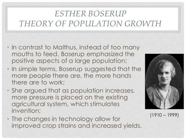 Ester Boserup malthusvsboserup10638jpgcb1390377940