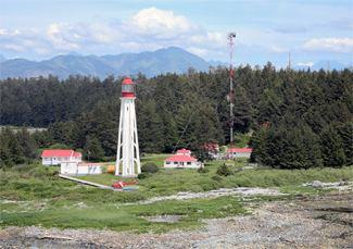 Estevan Point Estevan Point Lighthouse British Columbia Canada at