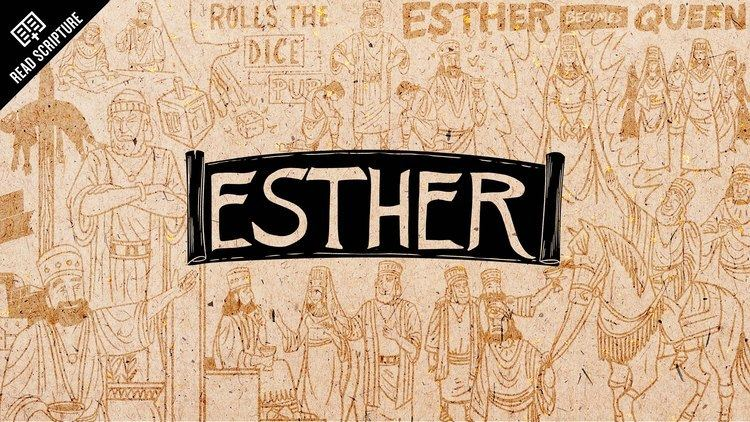 Esther Read Scripture Esther YouTube