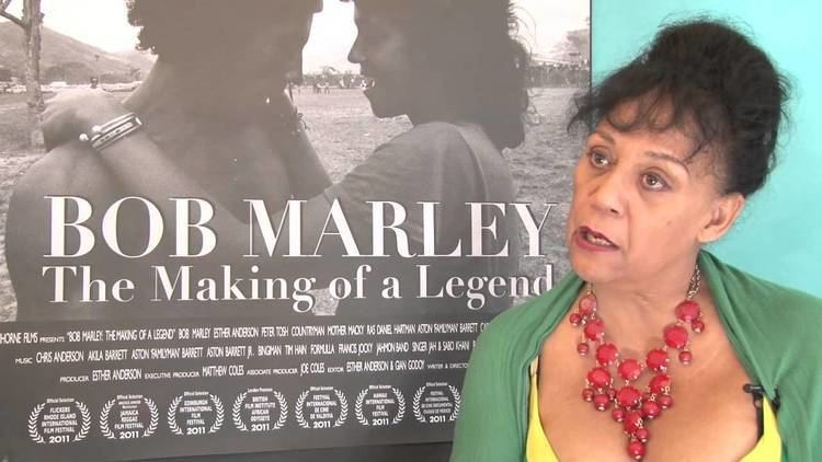 Esther Anderson (Jamaican actress) Bob Marley39s exgirlfriend talks quotBob Marley Making of a