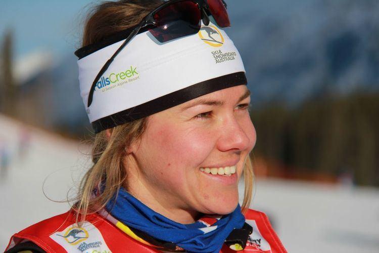 Esther Bottomley EstherBCanmoreWC2 Australian XC Skiing