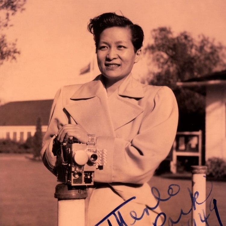 Esther Eng WMM Esther Eng first ChineseAmerican woman director in