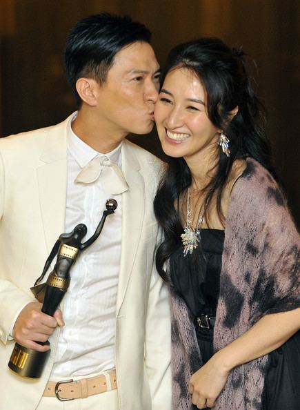 Esther Kwan Nick Cheung and Esther Kwan Photos 28th Hong Kong Film