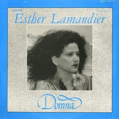Esther Lamandier Esther Lamandier Records LPs Vinyl and CDs MusicStack
