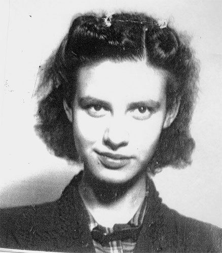Esther Lederberg esther1946jpg