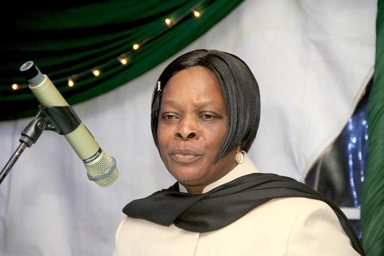Esther Lungu FIRST LADY ESTHER LUNGU ADDRESSES ZAMBIANS IN NAIROBI KENYA Tuesday