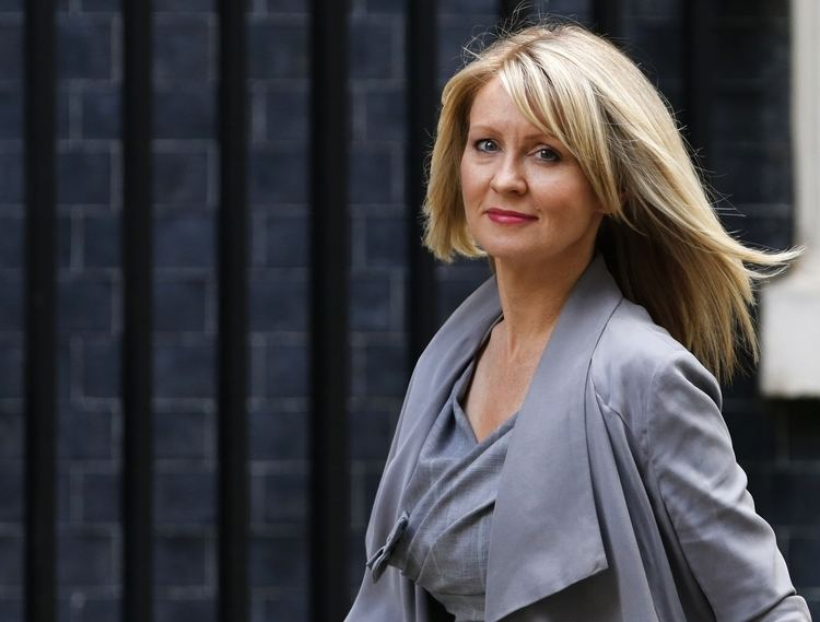 Esther McVey Employment Minister Esther McVey Young People Don39t Have