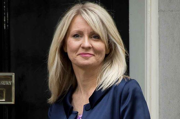 Esther McVey Esther McVey loses Wirral West in rare Tory loss on