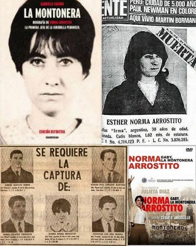 Esther Norma Arrostito Norma Arrostito Alberto Kaplan