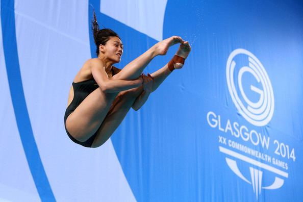 Esther Qin Esther Qin Photos 20th Commonwealth Games Diving Zimbio