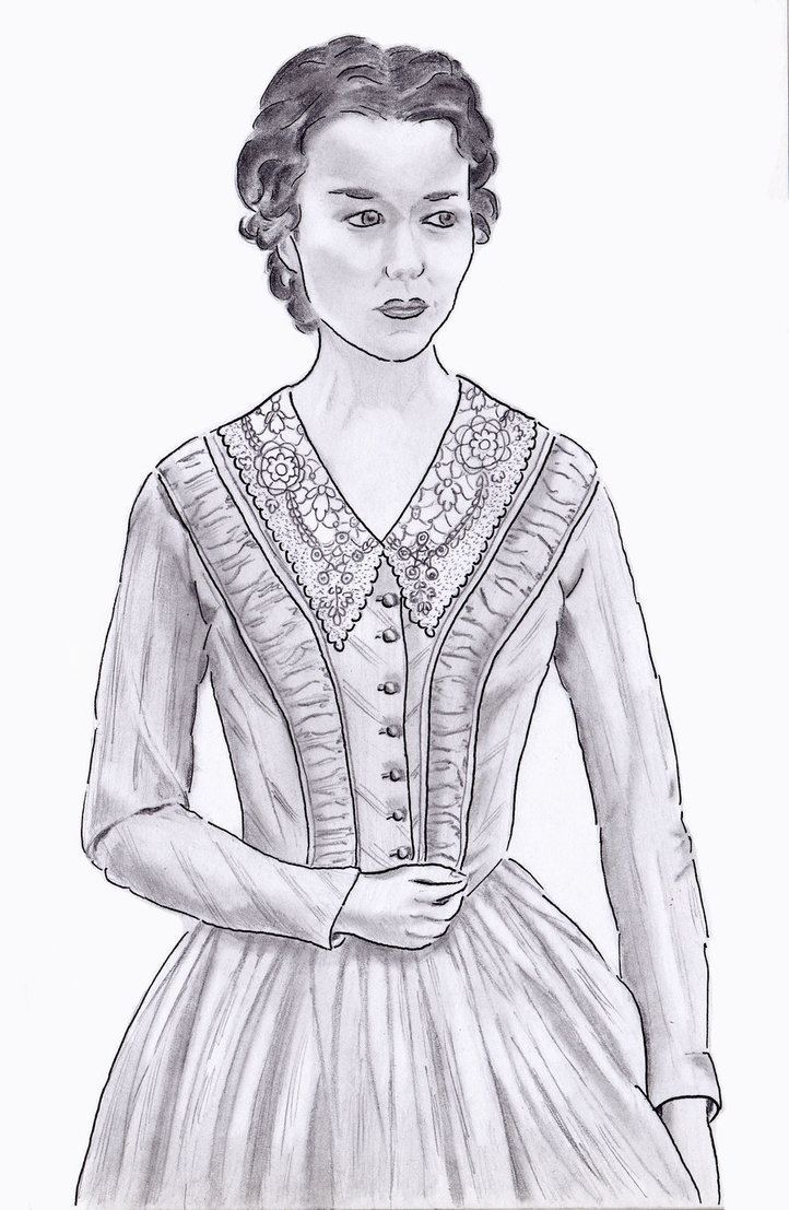Esther Summerson Esther Summerson by ArminiusWillabert on DeviantArt