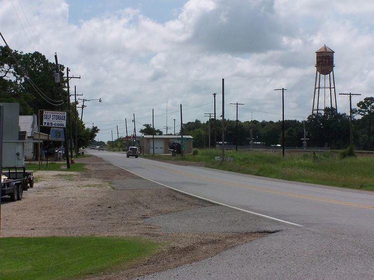 Estherwood, Louisiana