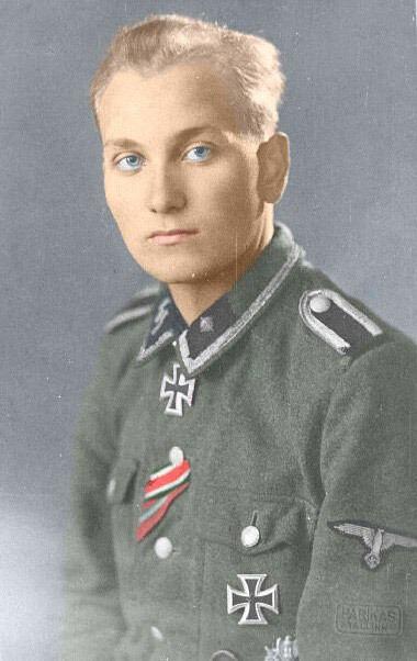Estonian Legion Life