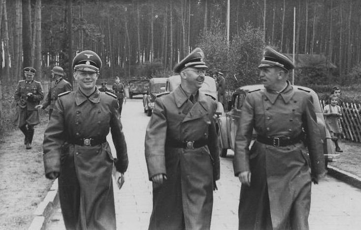 Estonian Legion In Estonian Legion Heidelager and Junior Officers39 School in Lauenburg