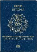 Estonian seafarer's discharge book