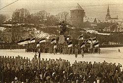 Estonian War of Independence Estonian War of Independence Wikipedia