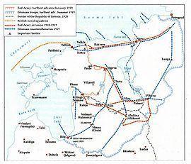 Estonian War of Independence httpsuploadwikimediaorgwikipediacommonsthu