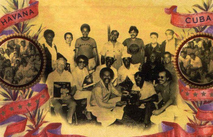 Estrellas de Areito Estrellas de Areito Los Hroes Latin Jazz Network