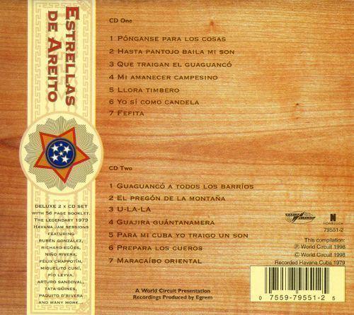 Estrellas de Areito Los Heroes Estrellas de Areito Songs Reviews Credits AllMusic