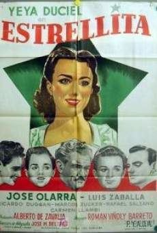 Estrellita movie poster