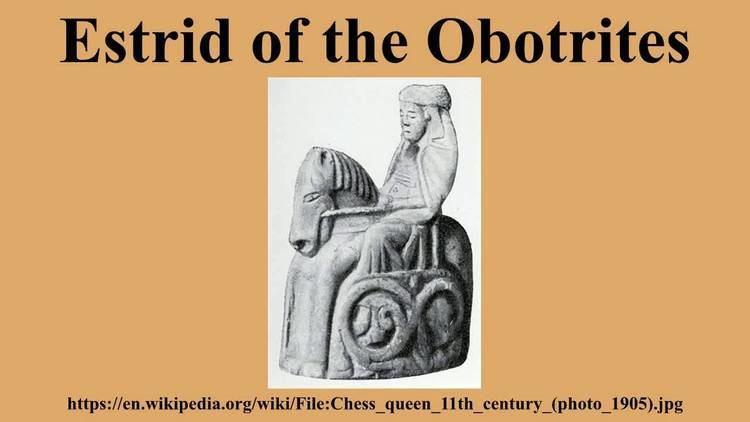 Estrid of the Obotrites Estrid of the Obotrites YouTube