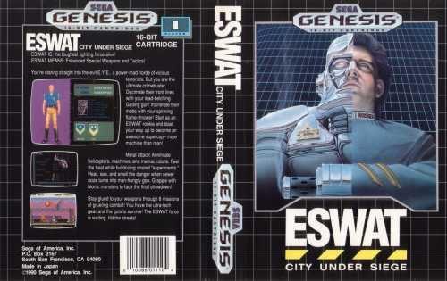 ESWAT: City under Siege ESWAT BSjpg