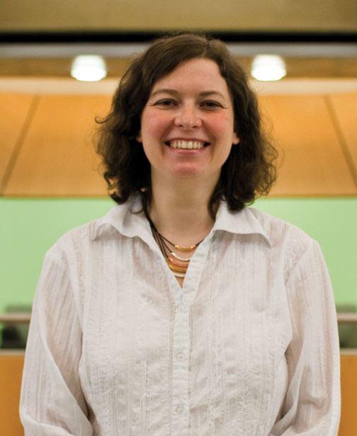 Eszter Hargittai Rethinking the digital divide Princeton Alumni Weekly