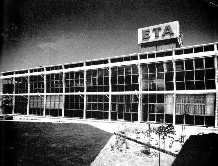 ETA Foods Factory
