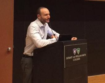 Etai Pinkas Etai Pinkas Discussed Community Rights in Israel AWiderBridge
