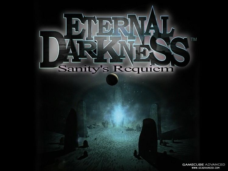Eternal Darkness Nintendo of America has applied to renew the trademark for Eternal