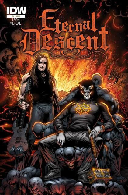 Eternal Descent Eternal Descent Volume Comic Vine