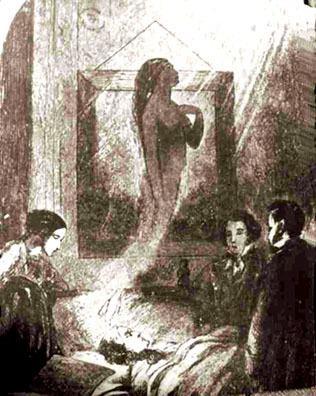 Eternal feminine Woman Thou Art God The Eternal Feminine Draws Us Heavenward