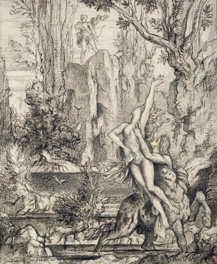 Eternal feminine Gustave Moreau and the Eternal Feminine NGV