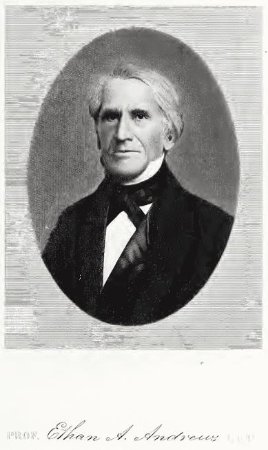 Ethan Allen Andrews (biologist) Ethan Allen Andrews 1787 1858 Find A Grave Memorial
