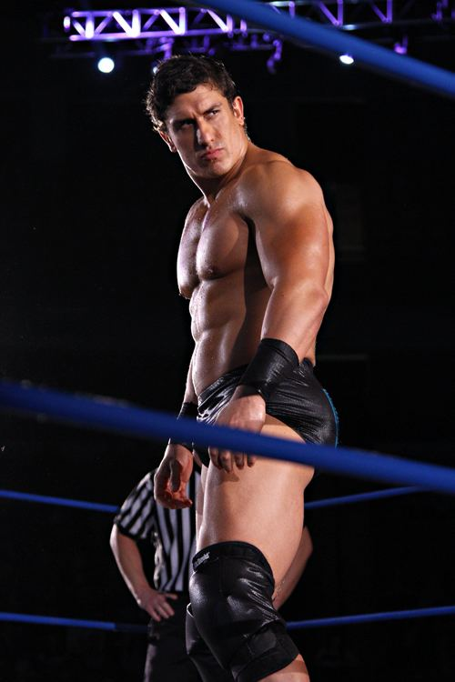 Ethan Carter III Catching up with TNA Wrestling39s Ethan Carter III