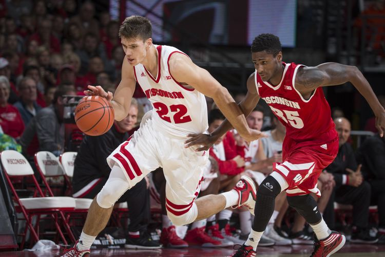 Ethan Happ How the Basketball Team Stacks Up Her Campus