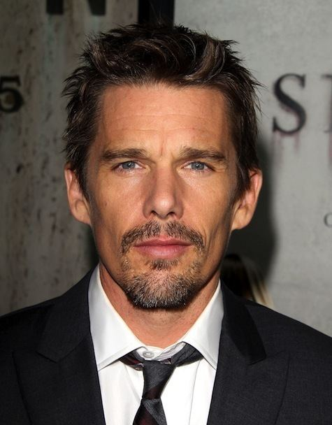 Ethan Hawke Luc Besson39s Valerian Welcomes Ethan Hawke To The Cast