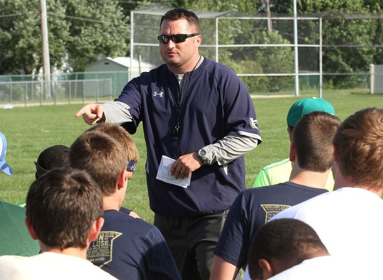 Ethan Place New Holt coach Place draws on military background High School