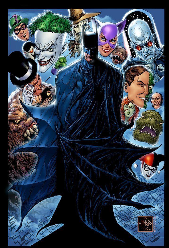 Ethan Van Sciver Ungoliantschilde Ethan Van Sciver Some of his Batman