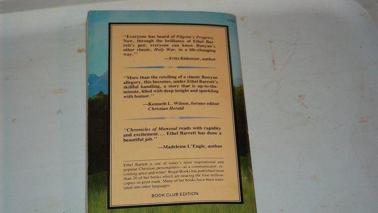 Ethel Barrett Chronicles of Mansoul A John Bunyan classic Ethel Barrett